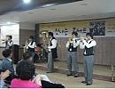 주민문화행사 '베누스토 음악인 연합회' 공연